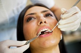 Pacific Beach General Dentistry Patient