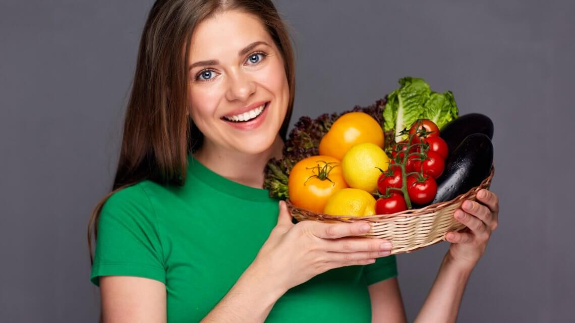 food for healthy teeth and gums