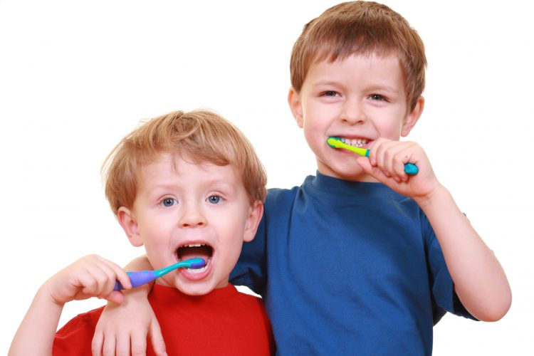 teeth cleaning for children