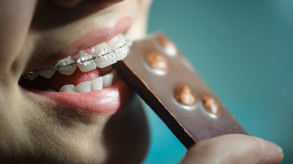 what candy you can eat with braces